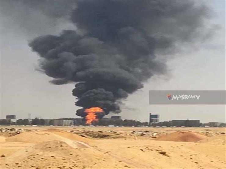 مدير مدرسة يكشف تفاصيل انفجار خط الغاز بأكتوبر - فيديو