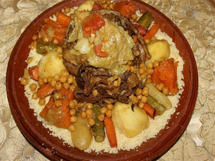 الكسكسي المغربي