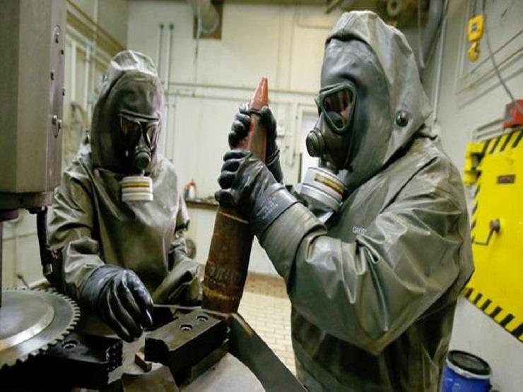 روسيا: العثور على مختبرات للمسلحين لتصنيع السلاح الكيميائي في دوما