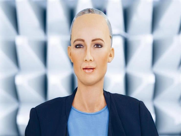 """الروبوت """"صوفيا"""" تعلن المشاركة في منتدى شباب العالم 2019 - فيديو"""