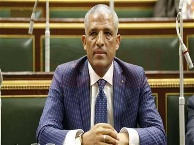 """""""عاملينلي كمين"""".. الحسيني يداعب النواب خلال استجوابه وزيرة الصحة"""