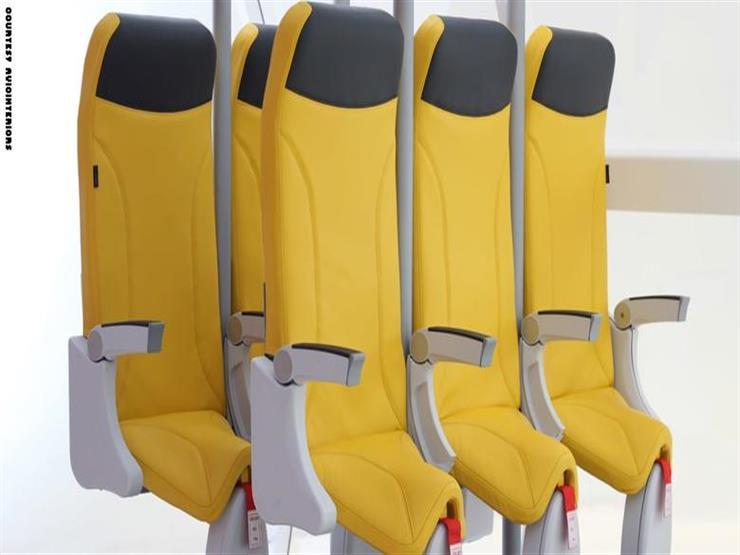 بالصور.. تصميم ثوري لمقاعد الطائرات يثير التساؤلات حول جدواه