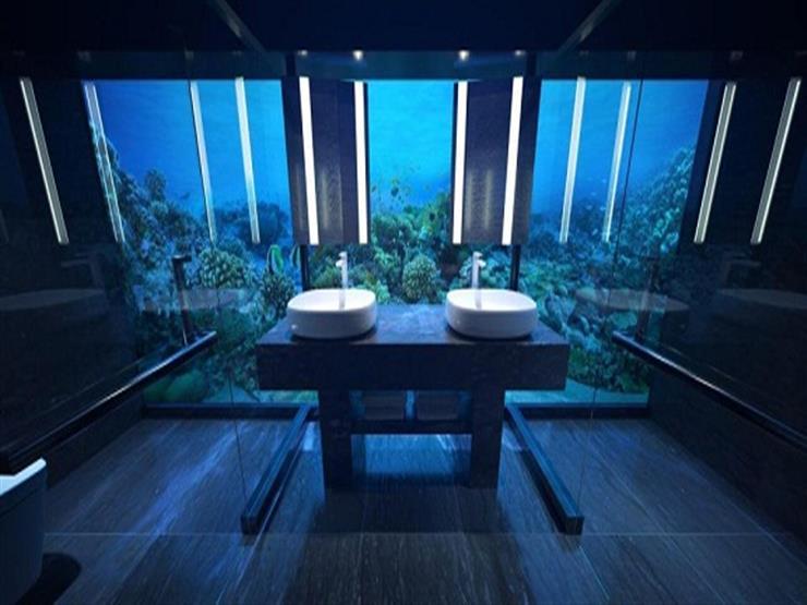 تعرف على تكلفة الليلة الواحدة في أول فندق تحت الماء في العال...مصراوى