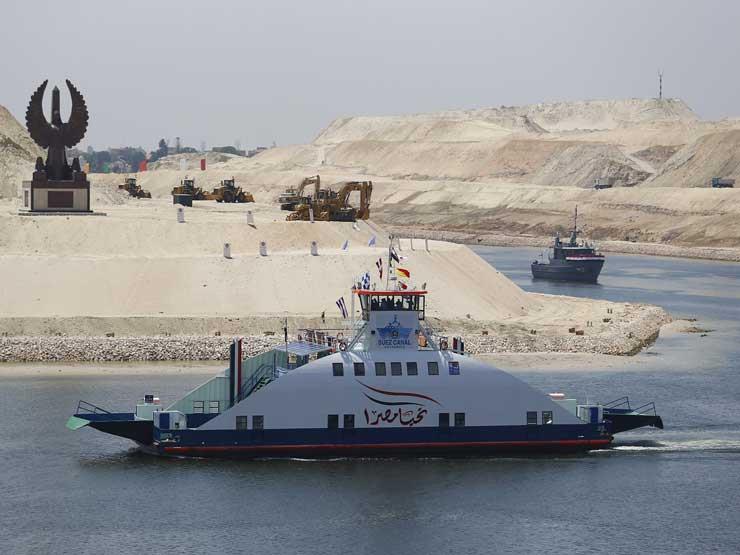 قناة السويس تتوقع ارتفاع إيراداتها إلى 103 مليارات جنيه في 2...مصراوى