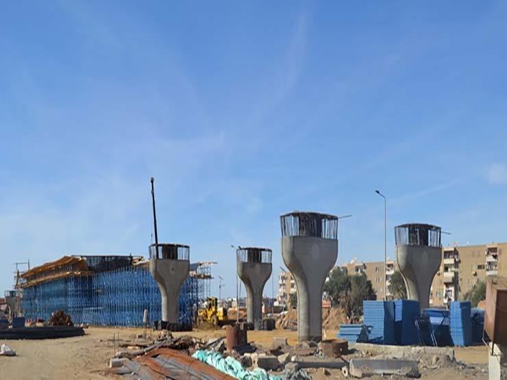 كوبري جديد للربط بين جانبي مدينة إيتاي البارود