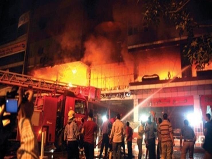 شهود عيان: انفجار 20 اسطوانة بوتاجاز في مستودع أسيوط.. ومديرية الأمن: لا وفيات