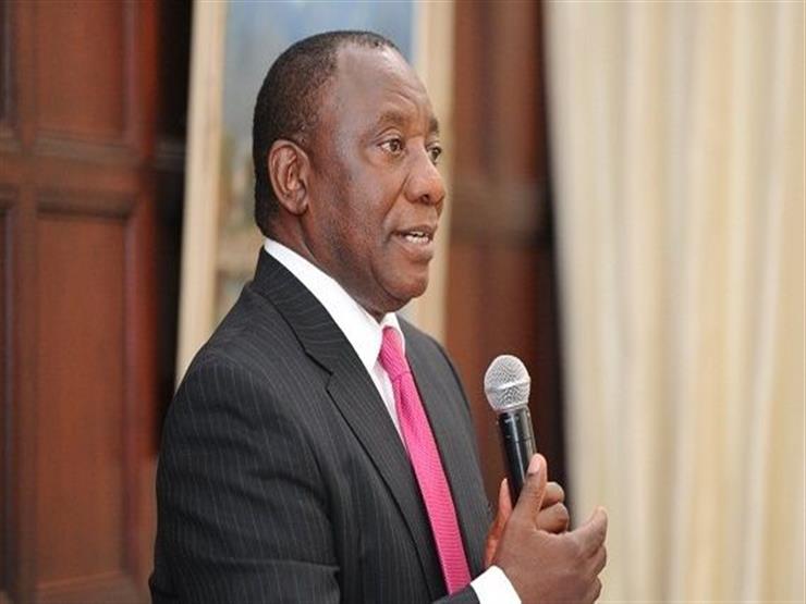 """رئيس جنوب أفريقيا ينتقد صفقة القرن ويصفها بـ""""الفصل العنصري"""""""