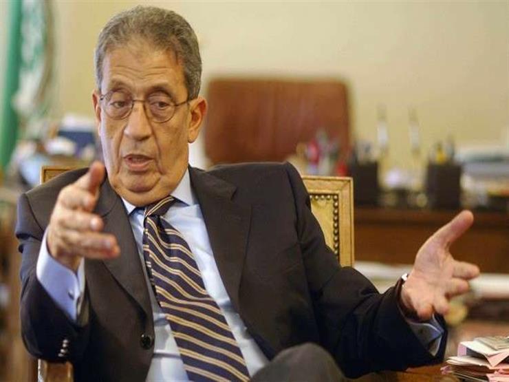 """عمرو موسى عن """"تعديل الدستور"""": أوافق ولكن بهذه الشروط"""
