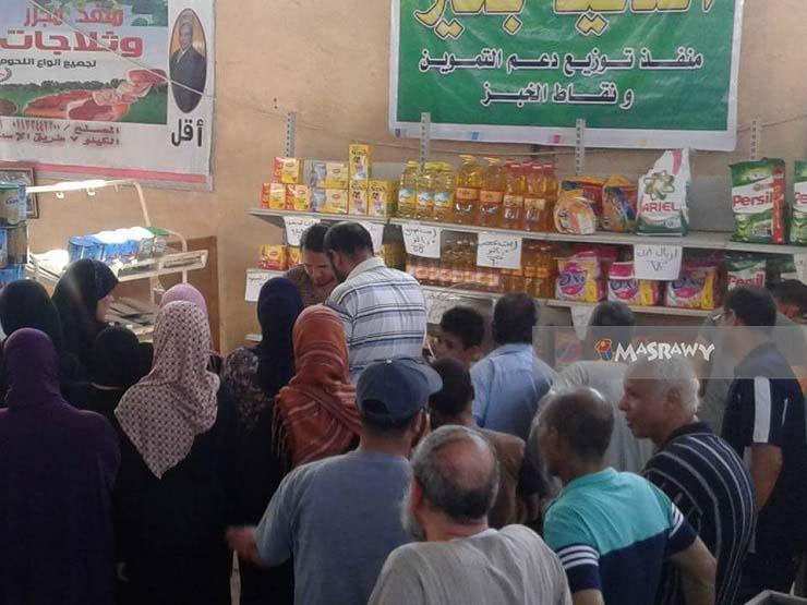 وزير التموين: السلع متوفرة في شمال سيناء أكثر من أي محافظة أخرى - فيديو