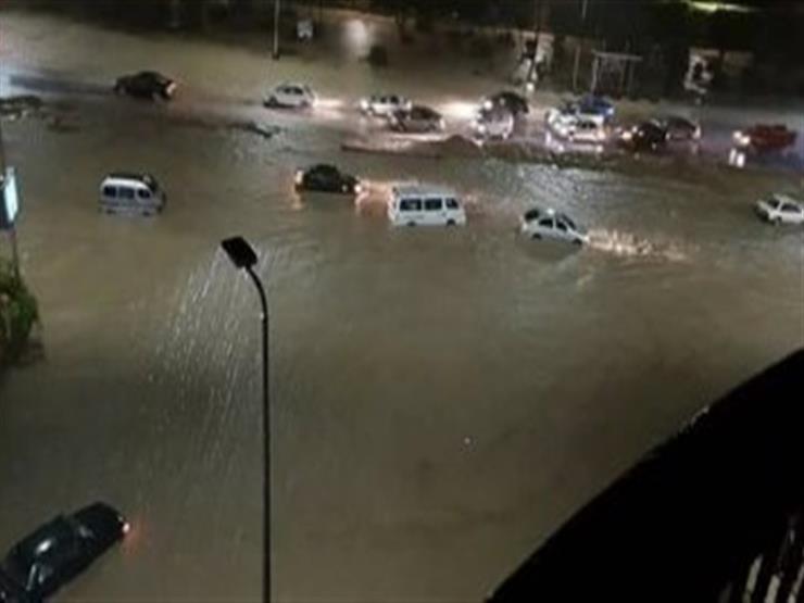 جهاز القاهرة الجديدة: الرياح والأمطار سبب انقطاع الكهرباء - ...مصراوى