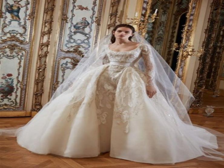 d14f84f14 بالصور- إيلي صعب يُطلق مجموعته لفساتين زفاف ربيع 2019 | مصراوى