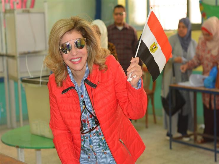 هالة سرحان تهنئ أبطال القوات المسلحة بذكرى تحرير سيناء
