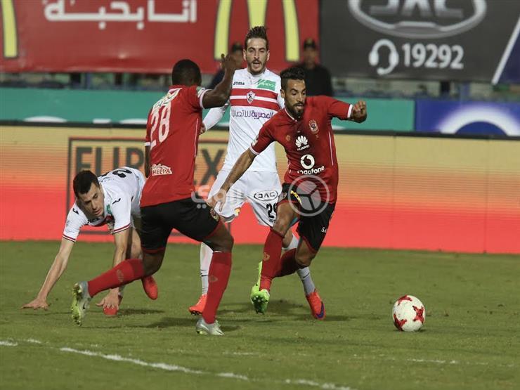 المسابقات تعلن موعد مباراتي الأهلي والزمالك في كأس مصر