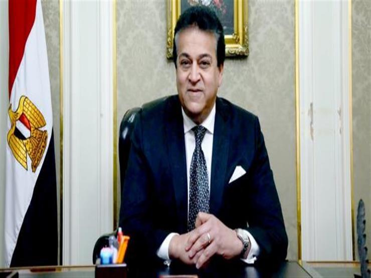 """الاثنين.. وزير التعليم العالي يشارك في """"سيناء تنتصر من جديد"""" بالهناجر"""