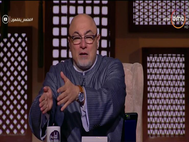 فيديو.. خالد الجندي: مصلحة الإنسان مقدمة على الدين فى الإسلام