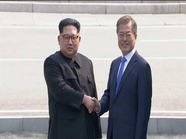 """بدء """"اللقاء التاريخي"""" بين الكوريتين"""