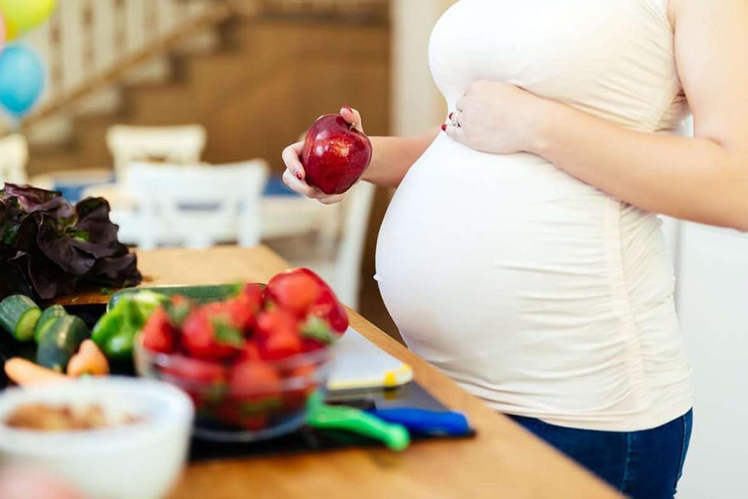 هل يمكن للمرأة فقدان الوزن خلال الحمل؟