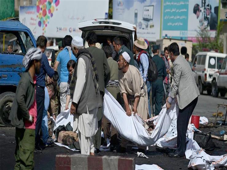 السفارة الأمريكية في أفغانستان تدين تفجيري كابول