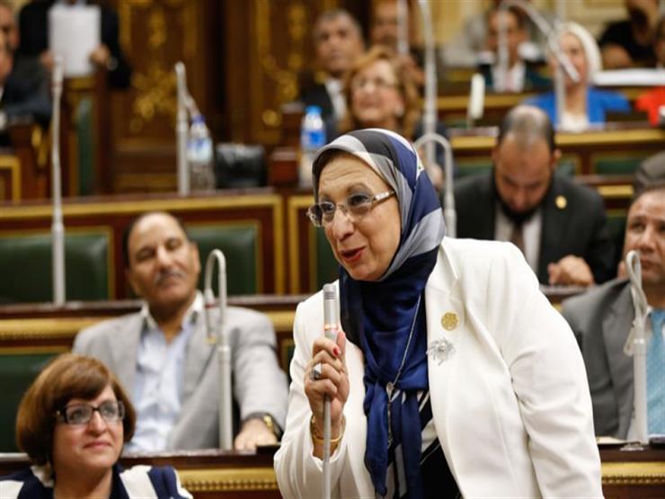 برلمانية تطالب الحكومة بصرف العلاوات الخمس وأحقية جمع المعاش   مصراوى