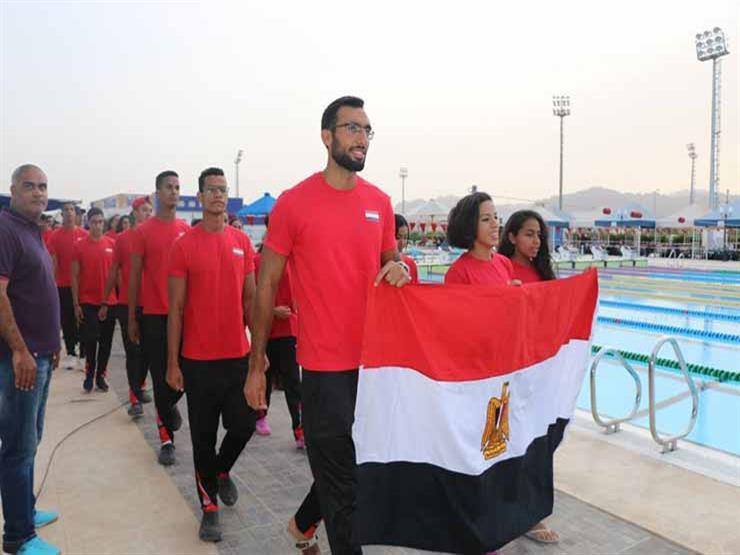 افتتاح البطولة العربية الــ14 للسباحة بالزعانف في شرم الشيخ...مصراوى