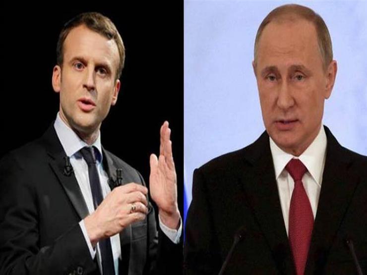 بوتين وماكرون يدعوان لوقف فوري لإطلاق النار في قرة باغ