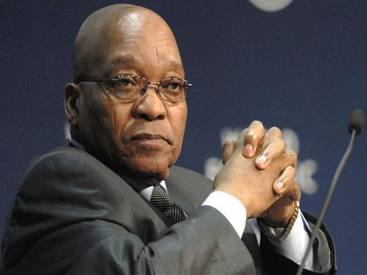جاكوب زوما يمثل أمام محكمة بجنوب إفريقيا الثلاثاء بتهم الفساد