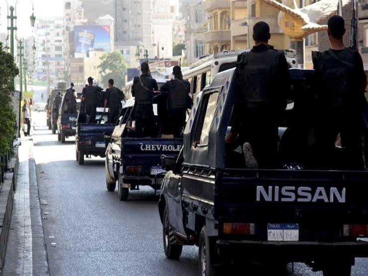أمن الجيزة: ضبط 39 تاجر مخدرات و9 قطع سلاح...مصراوى