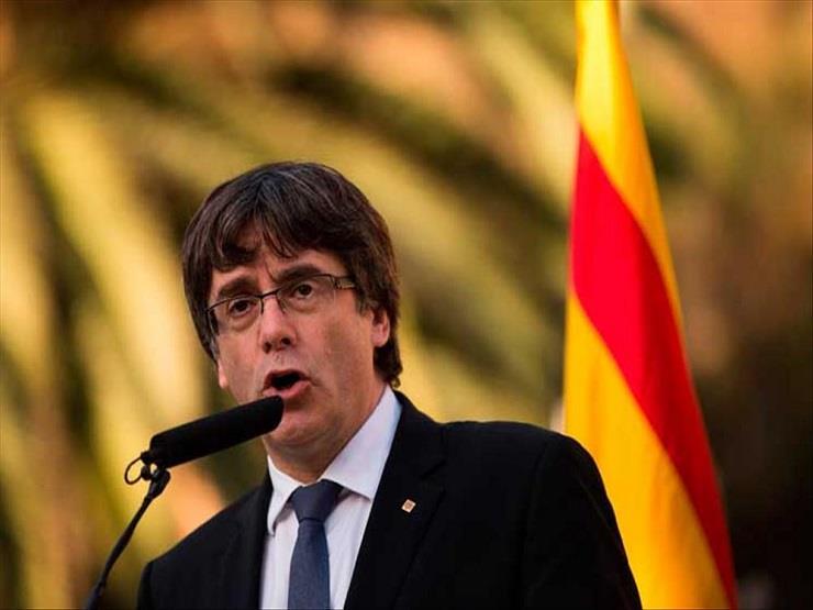 دعوات للتظاهر في إسبانيا بعد قرار محكمة بوقف زعيم كتالونيا