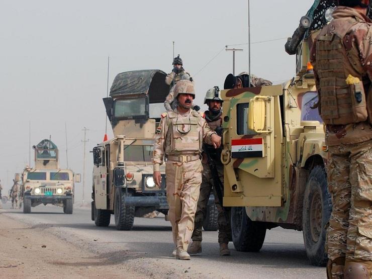 مقتل 10من عناصر داعش غربي العراق   مصراوى