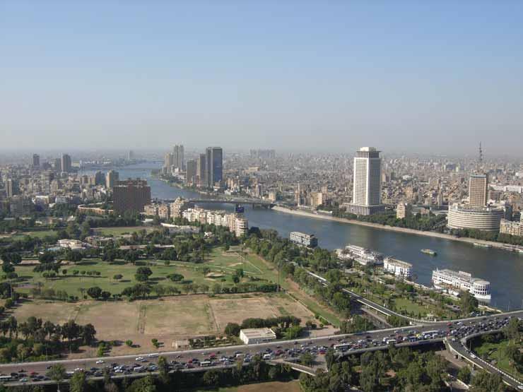 الأرصاد  تكشف سبب عدم تأثر القاهرة والدلتا بالعاصفة الترابي...مصراوى
