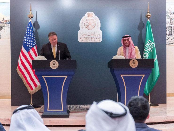 اليوم  السعودية: واشنطن تعتبر أمن المملكة ودول المنطقة أولو...مصراوى