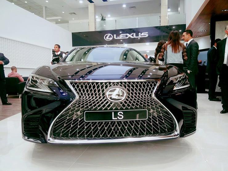 إطلاق سيارات  Lexus  رسميًا في مصر.. والأسعار تبدأ من 5.1 مل...مصراوى