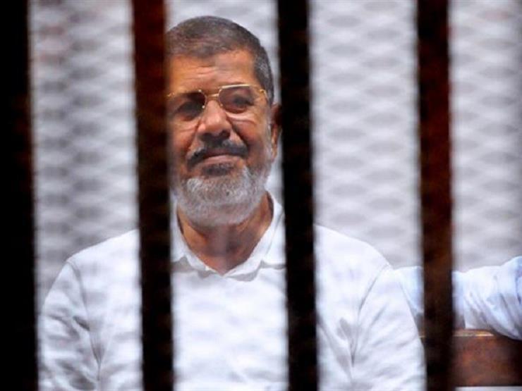 """تأجيل إعادة محاكمة مرسي و23 آخرين في قضية """"التخابر مع حماس"""" لجلسة 3 يونيو"""