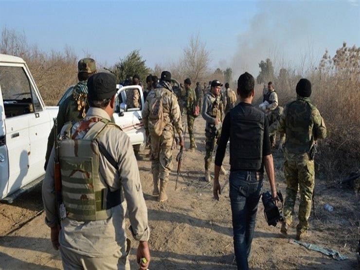 العراق: اعتقال قياديين كبار في داعش داخل الأراضي السورية...مصراوى