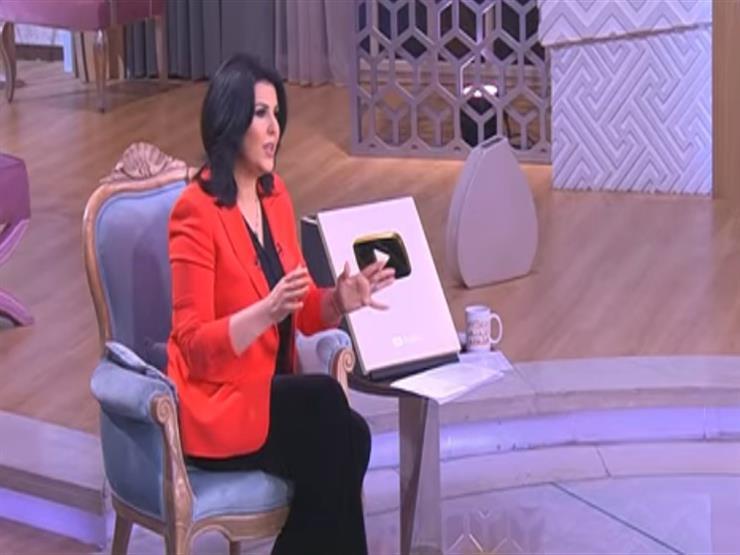 """منى الشاذلي: """"معكم"""" الأعلى مصريًا بـ1.5 مليون مشترك على يوتيوب"""
