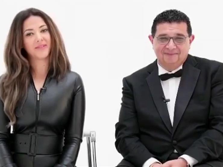 بالفيديو ..دنيا سمير غانم والكدواني يجهزان مفاجأة للجمهور  في رمضان