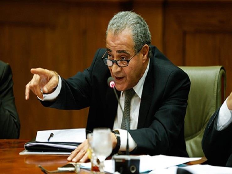 وزير التموين: لدينا أرز وشعير يكفي المواطنين حتى نهاية 2018...مصراوى