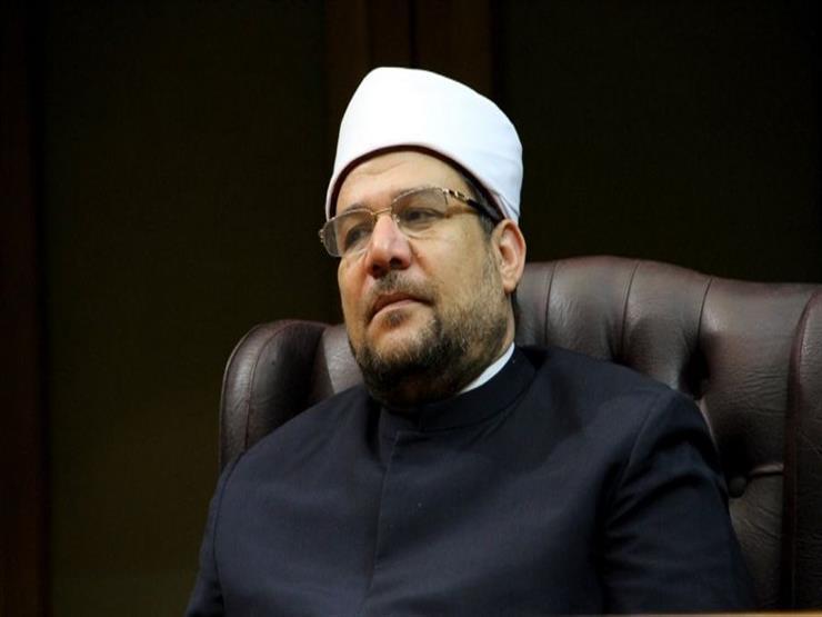وزير الأوقاف يفتتح ملتقى الفكر الإسلامي بالحسين
