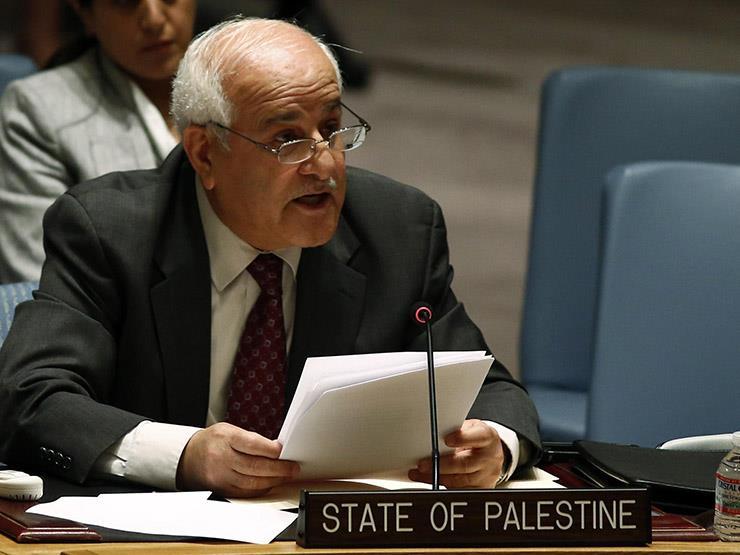 مندوب فلسطين بالأمم المتحدة: يجب محاسبة المسئولين عن مجزرة غزة