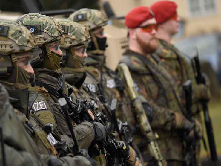 قيادي عسكري بريطاني: انسحاب القوات الألمانية من العراق سيكون   مصراوى