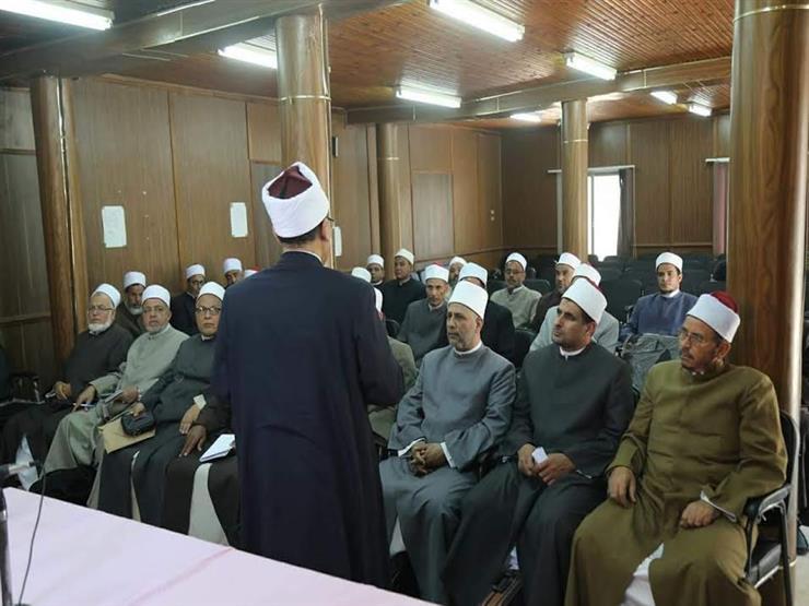 """أمين """"البحوث الإسلامية"""" يناقش خطة التوعية خلال رمضان"""