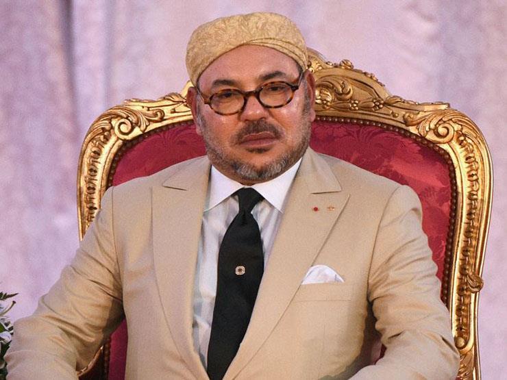 العاهل المغربي يدين الاعتداءات الإرهابية على المنشآت النفطية السعودية