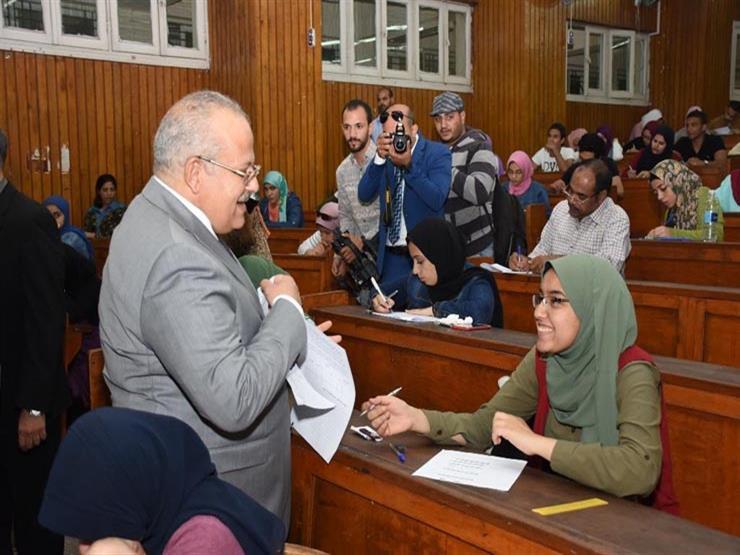 """""""لجنة طورائ وقائمة محظورات"""".. جامعة القاهرة تعلن استعداداتها لامتحانات نهاية العام"""