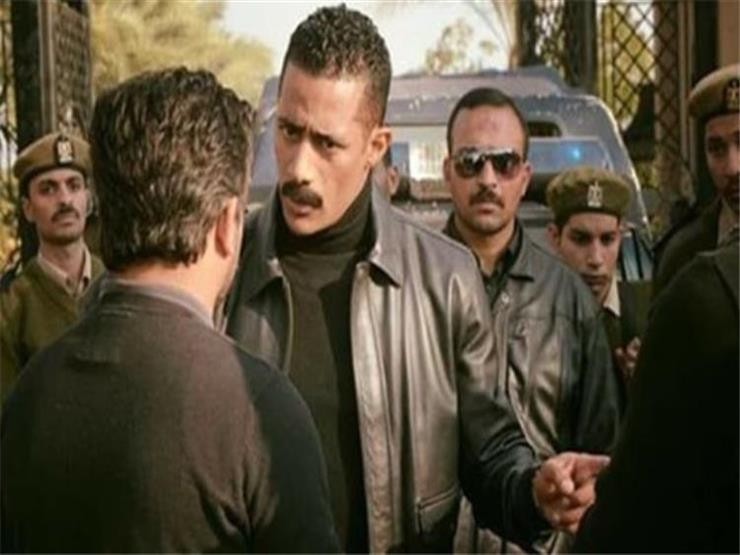 """محمد رمضان: """"رجال الشرطة قدوة لنا.. ويجب الفخر بهم"""""""