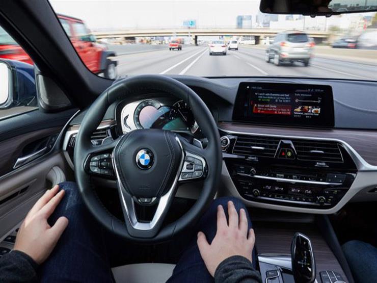 """لهذا السبب.. """"BMW"""" الألمانية تنقل سياراتها ذاتية القيادة إلى شنجهاي"""