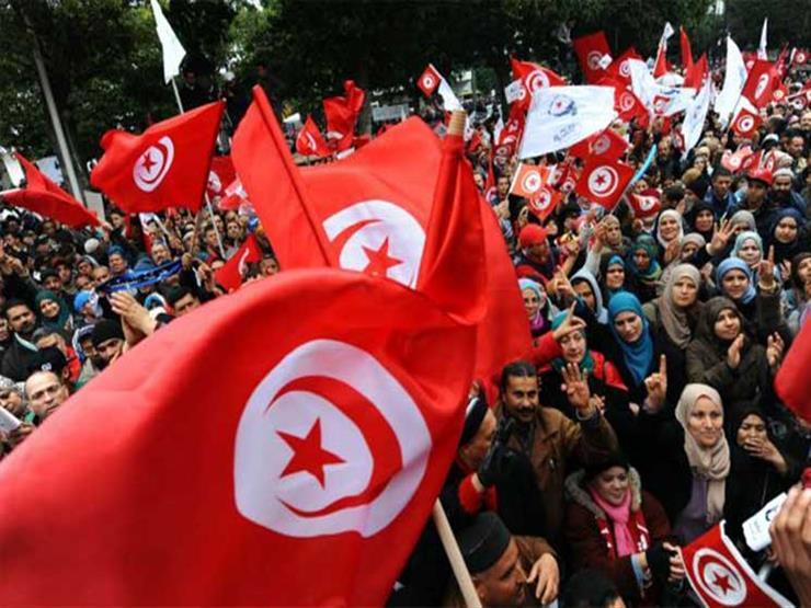 وقفة احتجاجية في تونس لمطالبة البرلمان بتجريم التطبيع مع إسر...مصراوى