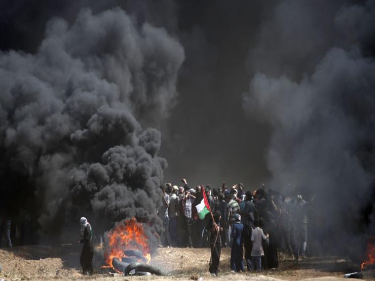 الاحتلال الإسرائيلي يقصف موقعين في قطاع غزة