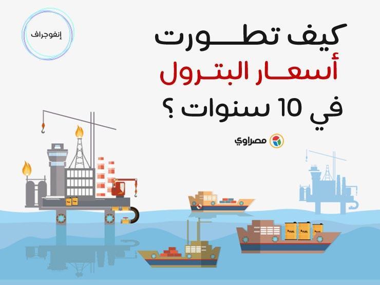 ارتفاع أسعار البترول العالمية يهدد مستهدفات الموزانة المصرية...مصراوى