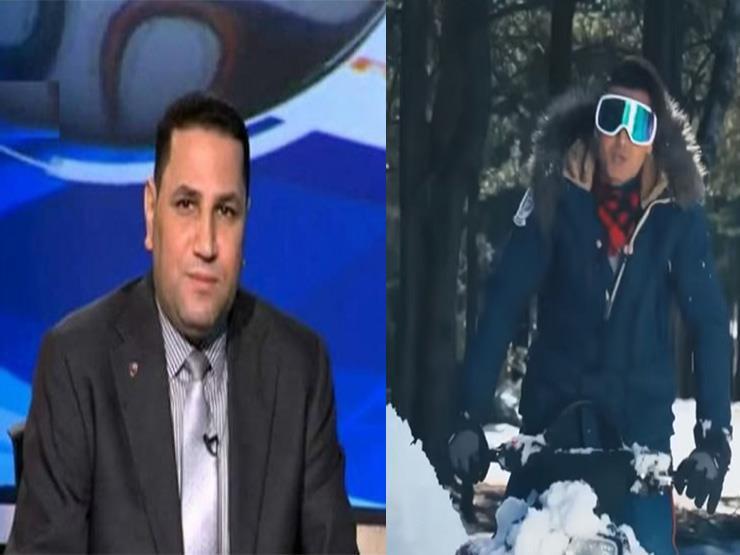 """عبدالناصر زيدان يكشف تفاصيل ظهوره في برنامج """"رامز تحت الصفر"""""""