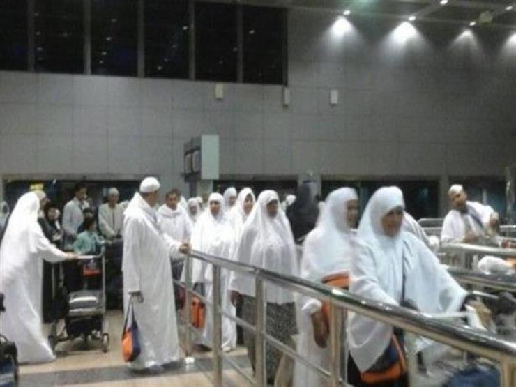 ٣ آلاف معتمر يغادرون مطار القاهرة متجهين إلى الأراضي المقدسة...مصراوى
